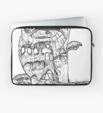 The Cleft of Five Worlds Laptop Sleeve