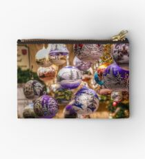 Festive Season Zipper Pouch