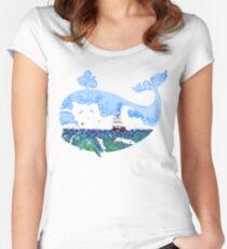 Marine adventure Women's Fitted Scoop T-Shirt