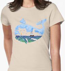 Marine adventure Women's Fitted T-Shirt