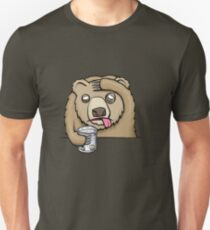Bear With a Sore head Unisex T-Shirt