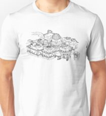 House of the Tyrant Slim Fit T-Shirt