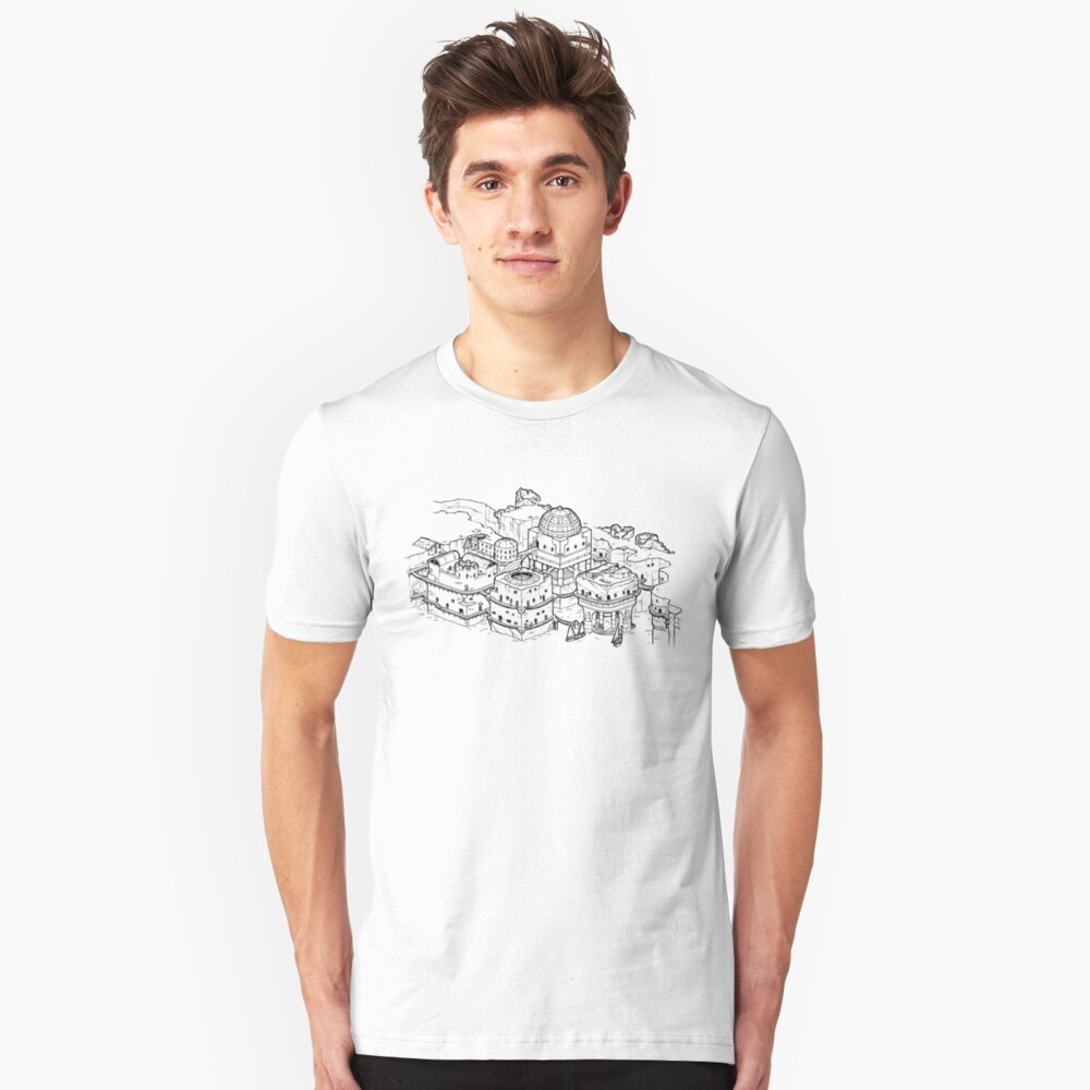 House of the Tyrant Unisex T-Shirt Front