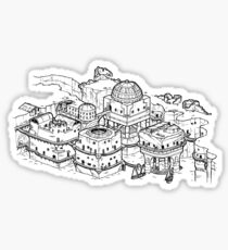 House of the Tyrant Sticker