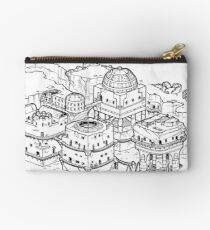 House of the Tyrant Zipper Pouch