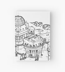 House of the Tyrant Hardcover Journal