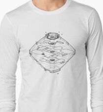 The Lantern of Wyv Long Sleeve T-Shirt