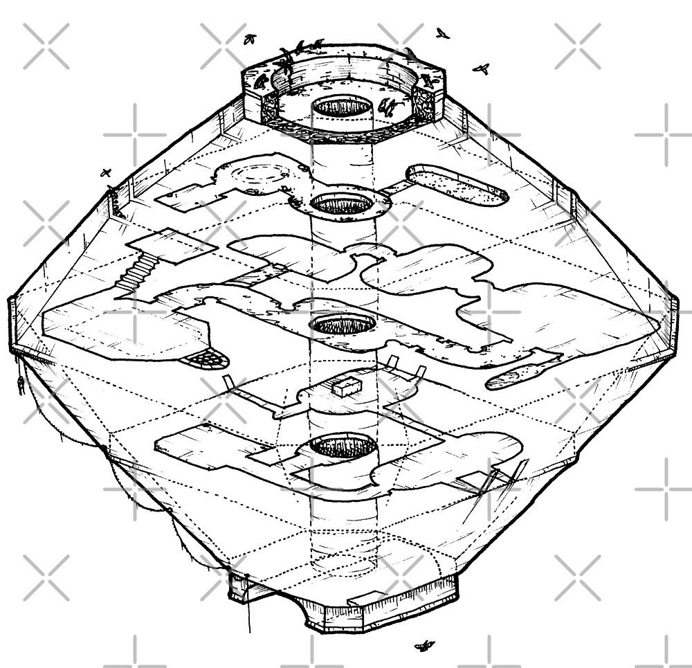 The Lantern of Wyv by Michael Prescott
