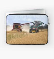 Harvesting Canola ... Cootamundra NSW Laptop Sleeve