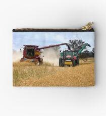 Harvesting Canola ... Cootamundra NSW Studio Pouch