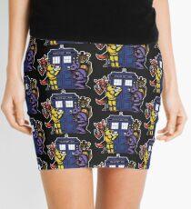 The Animatronics Have the Phone Box  Mini Skirt