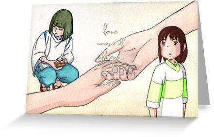 Ghibli Valentine - [04] by JessicaMariana