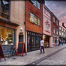 Pottering Along Pottergate by Ruski