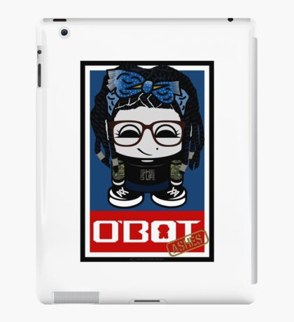 Ashes O'BOT 2.0 iPad Case/Skin
