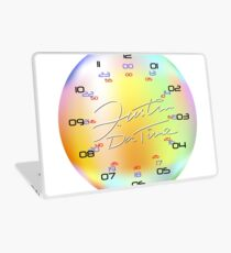 KolorKloc - Time Is Our Relative Laptop Skin