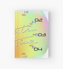 KolorKloc - Time Is Our Relative Hardcover Journal