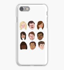 Parks & Rec iPhone Case/Skin