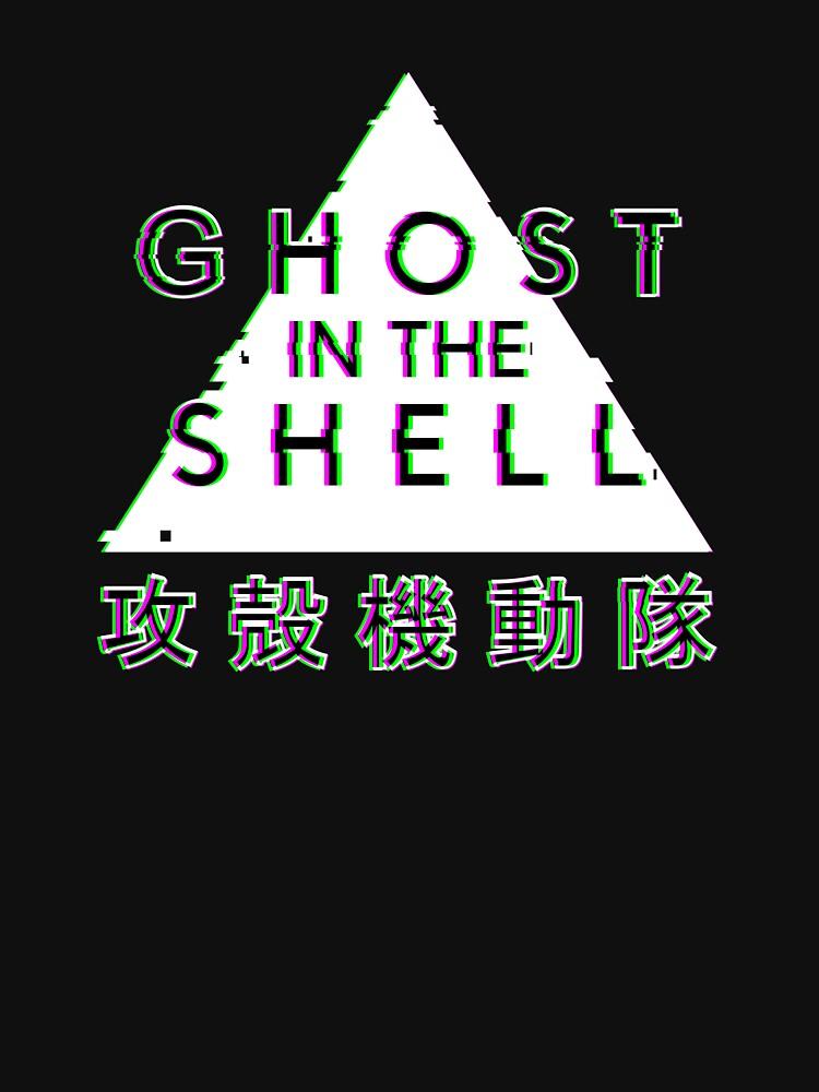 Geist in der Shell Glitch von distractful