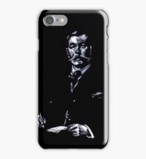Sir Arthur Conan Doyle iPhone Case/Skin
