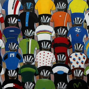 Maillots 2014 by AndyFarr