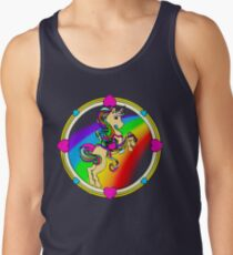 Unicorns are Awesome... Fact! Tank Top