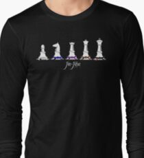 Human Chess Long Sleeve T-Shirt