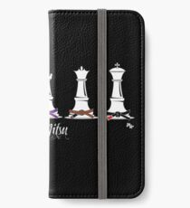 Human Chess iPhone Wallet/Case/Skin