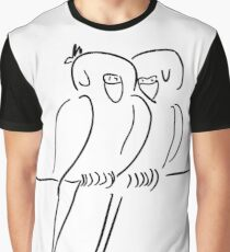 Parrots in Love :) Graphic T-Shirt