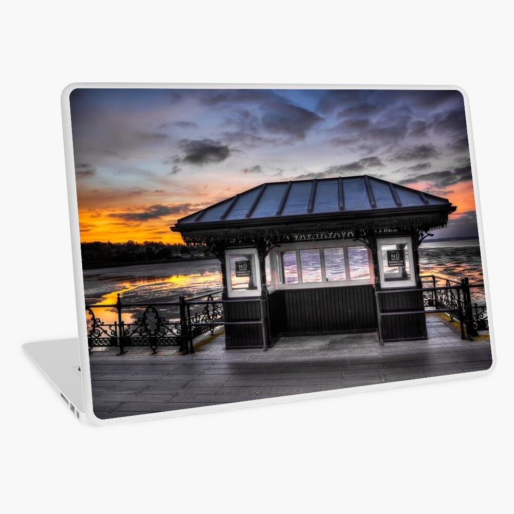 Ryde Pier Laptop Skin