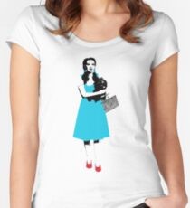Dorothy - Wizard of Oz Women's Fitted Scoop T-Shirt