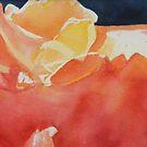 Yellow Rose by Sandra England