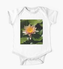 Exotic Colors - A Soft Coral Waterlily Kids Clothes