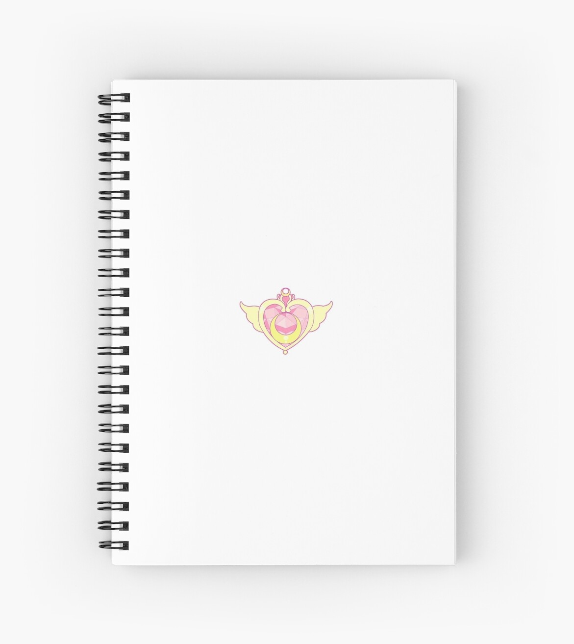 Sailor Moon Symbol Spiral Notebooks By Mikaxiha Redbubble
