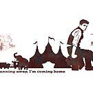 «I'm coming home» de imaginadesigns
