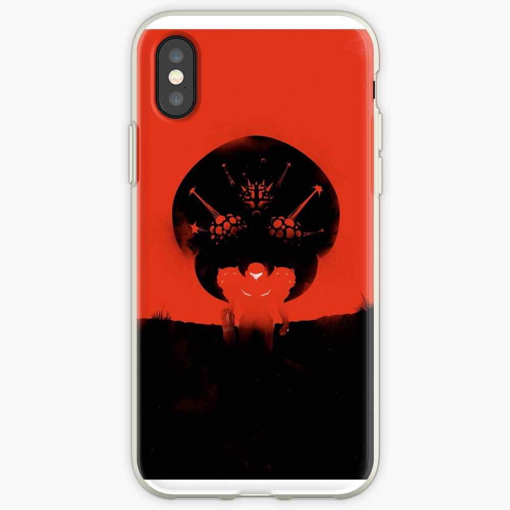 Super Metroid iPhone-Hülle & Cover