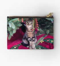 First Christmas Studio Pouch