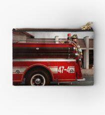 Fireman - Metuchen, NJ - Always on call Studio Pouch