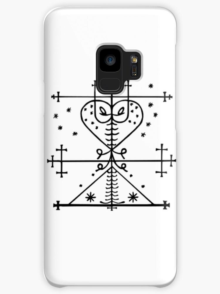 Maman Brigitte Voodoo Sigil Cases Skins For Samsung Galaxy By