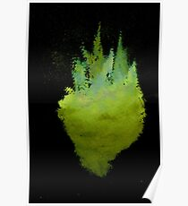 WDV - 737 - The Mossy Sky Poster