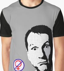 Al Bundy, No ma'am Classic, Married with Children no. 2 Graphic T-Shirt
