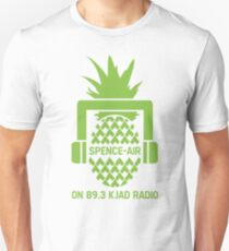 """Spence-Air"" Psych Radio Show w/ Shawn Spencer T-Shirt"