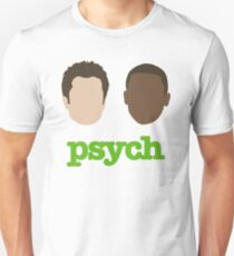 Faces of Psych T-Shirt