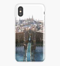Final Fantasy City iPhone Case/Skin