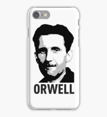 Orwell iPhone Case/Skin