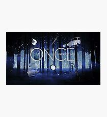 ONCE UPON A TIME S.E.! Photographic Print