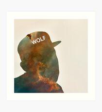 Tyler the Creator - Wolf Art Print