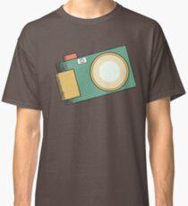 Retro Camera Pattern Classic T-Shirt