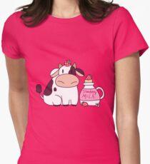 Strawberry Milk Cow T-Shirt