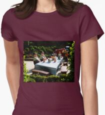 Alice and The Mad Hatter's Tea Party T-Shirt