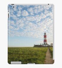 Happisburgh Lighthouse, Norfolk, UK. iPad Case/Skin